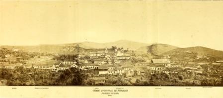 """Augusto Riedel - """"Cidade episcopal de Marianna"""""""